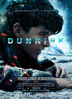 locandina film: Dunkirk