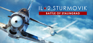 Logo di  Il2 Sturmovik Battle of Stalingrad