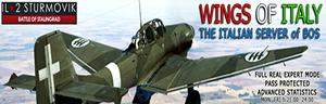 """Logo della campagna """"Wings of Italy"""""""